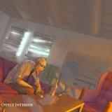 Michael Webbs Office Interior Concept