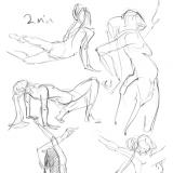 2 minute gestures
